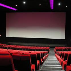 試写室・映画館|音響建築|日本音響エンジニアリング
