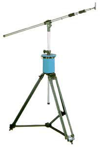 Photo of conventional model (tripod type)