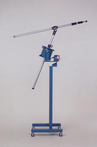 Photo of new model (with dedicated stand)