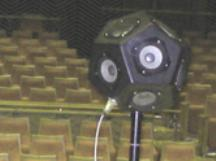 Dodecahedron speaker