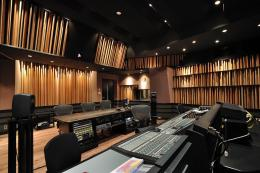 Usage example in recording studio
