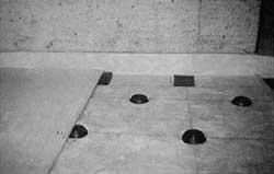 防振ゴム浮床構造