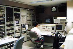 写真-3 マスターコントロールルーム