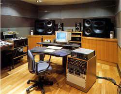 ソニック・ソリューションシステムを導入した第2CDマスタリング室
