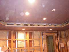 吸音層(仕上壁・天井)内部