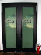 シネマ2入り口扉