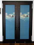 シネマ3入り口扉