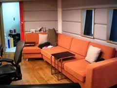 写真7 Control Room