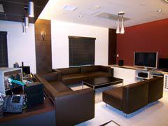 写真5 編集室6 HD対応のノンリニア編集室