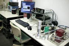 【写真-27】 音響材料パラメータ測定装置