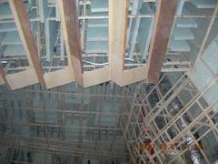 写真5 天井サウンドトラップ