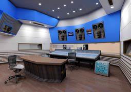 写真15 コントロールルーム 3Dパース