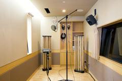 写真6 スタジオ・ブースでの使用例