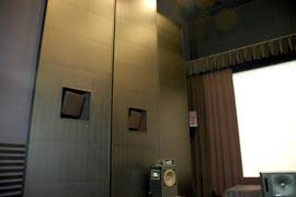 写真14 東棟 映画学科 映画録音スタジオ