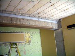 写真7 天井ALC板