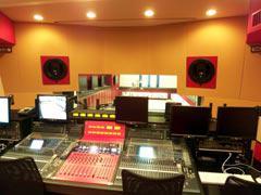 写真9 Control Room