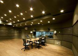 写真3 ラジオ第1スタジオ