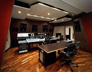 Studio-A Control Room