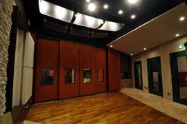 Studio-A パニックオープンドア閉鎖時