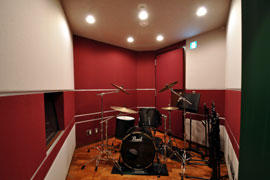 Studio-A Drum Booth