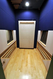 Studio-A Amp Booth(畳格納時)