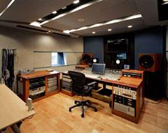 Studio-B Control Room