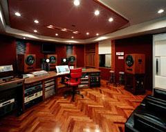 Studio-M Control Room