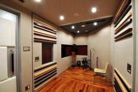 Studio-M Booth(扉開放時)