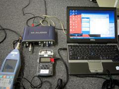 写真3 測定機器