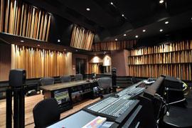 Control room : rear