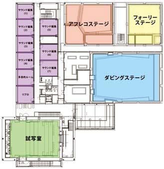 ポストプロダクションセンター1