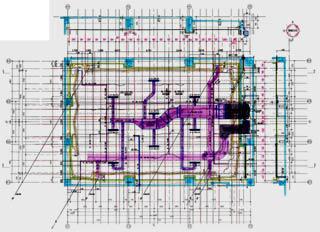 図面1 天井インサート検討
