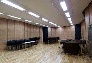 写真7 アンサンブル室