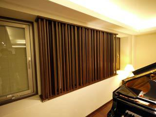 Acoustic Grove System(AGS)