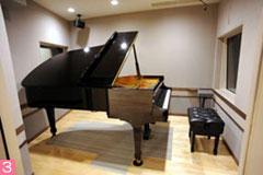 ピアノブース