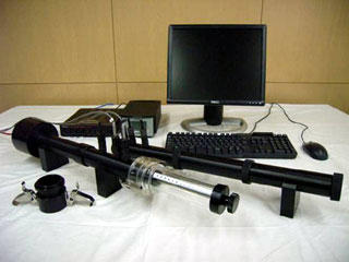 図1 垂直入射吸音率測定システム WinZacMTX