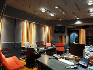 Control room : back side