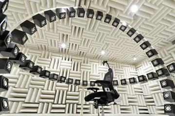 最先端の音響研究拠点 - 日本音...
