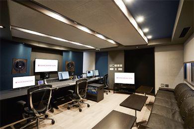 太陽企画 Sound Design Room